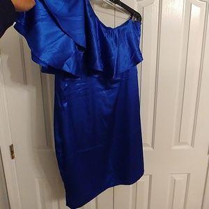 Dresses & Skirts - Custom Made Royal Blue